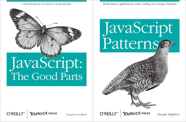 Cover of Douglas Crockford, JavaScript: The Good Parts
