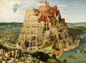 iPhoto and The Tower of Babel