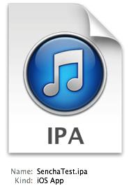 OS X iOS app