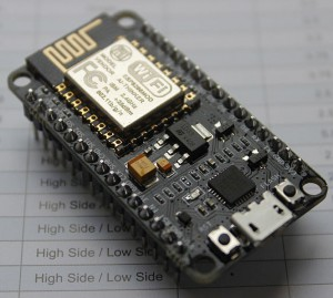 2nd generatopm ESP8266 NodeMCU development board