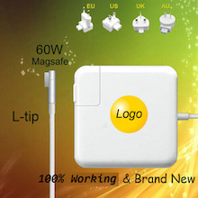 MacBook power adapters from China - 60W with L-tip