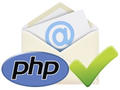 validate email with PHP