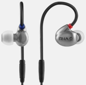 RHA T20i earphones